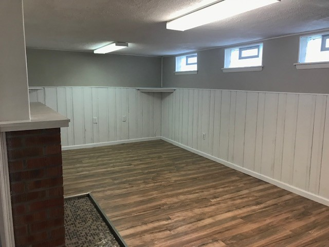 Mayfield Heights, OH rental updated basement 2